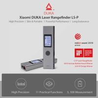 meteran laser distance meter range finder pocket mini compact akurat