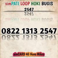 Simpati Loop Hoki Bugis 2547 - 0822 1313 2547