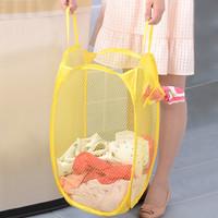 Keranjang Baju Kotor Lipat Storage Bin Keranjang Laundry Bag