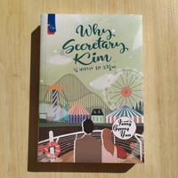 Novel Jeong Gyeong Yun - Why Secretary Kim