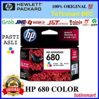 Tinta Cartridge Original HP 680 Color