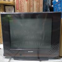 TV SHARP TABUNG 21in av stereo
