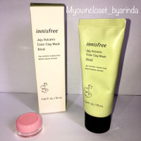 Share in Jar Innisfree Jeju Volcanic Color Clay Mask 5gr
