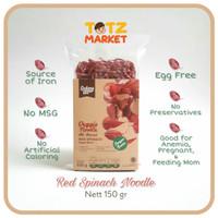 Mie Bayam Merah Healthy Veggie Noodle 150 gr Ladang Lima