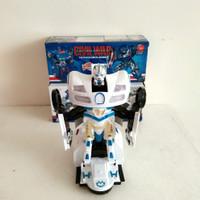 Mainan Mobil Robot Car