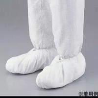 cover shoe shoe cover sarung sepatu kaki Bahan spondbound harga 1psg