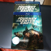 Blu ray Journey to the Center of the Earth Reg A US Slipcover - Second