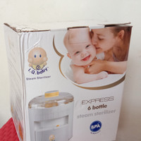 Jual Cepat IQ Baby Express 6 Bottle Steam Sterilizer