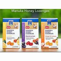 Manuka Honey Lemon Suckles
