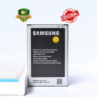 battery samsung galaxy note 3 note 2 note 1 - Hitam