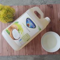 Minyak goreng kelapa organik Horeco 5 liter khusus gojek grab