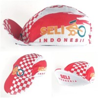 cycling cap OFDY topi sepeda seli Indonesia 01