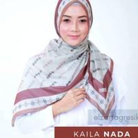 Kerudung Hijab Segi Empat ELZATTA Kaila Nada