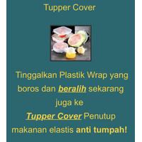 Tupper Cover Penutup Anti Tumpah