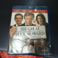 Blu ray The Great Buck Howard Reg A US - Brand New