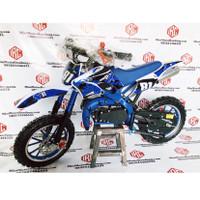Motor bensin anak atau motor mini trail 50cc MT2 terbaru