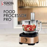 Food Processor Pro Signora Tanpa Cubic Cutter/ Aksesoris Pemotong Dadu