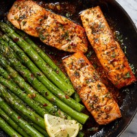 HARGA SPESIAL ! Norwegian Salmon Fillet Premium 200g