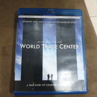 Blu ray World Trade Center 2 Disc Commemorative Edition Reg A US