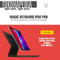 Apple Magic Keyboard Folio for iPad Pro 11 inch 2020