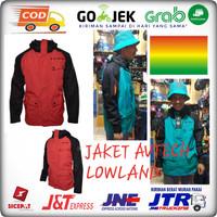 Jacket Avtech Low Land / Jaket Gunung / Jaket Outdoor Low Land