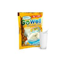 Gowell sereal susu rasa vanilla renceng isi 10