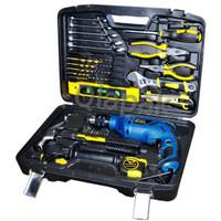 Impact drill set - Mesin Bor Set 37 pcs