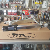 Swing arm BPro Rx King Hard Use Silver Bolong