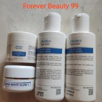Primanesse paket acne white glow 1 isi 4- jerawat & memutihkan/glowing