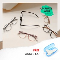 Frame kacamata kenzo pria wanita - lensa minus,silinder,antiradiasi