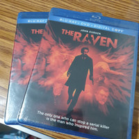 Blu ray The Raven Reg A US - Brand New