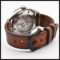 lether strap , tali Jam tangan kulit 20mm Tali jam Rolex ,titus,