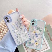 Summer Blossom iPhone 7+/8+/X/XS/XS MAX/XR/11/11 PRO/11 PRO MAX