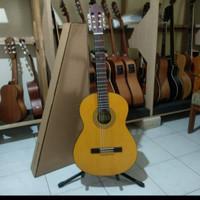 gitar classic nylon Yamaha natural bonus tas