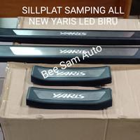 Door Sill Plate LED Toyota Yaris