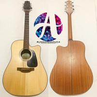 Gitar Akustik Elektrik Takamine ED1DC-NS not cort yamaha apx hex