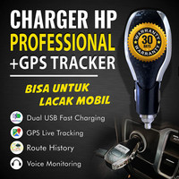 GPS Tracker No Doubt Car Charger