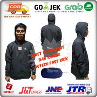 Jaket Ultralight Avtech Fastkick / Jaket Running Avtech/ Jaket Lipat