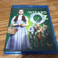 Blu ray Wizard of Oz Reg A US - Second