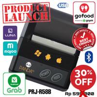 MINI PORTABLE PRINTER PPOB/KASIR 58MM THERMAL PANDA-R58B(USB+BLUETOOTH