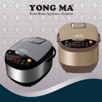 Rice Cooker / Magic Com Yong Ma 2 Liter Digital SMC-7047 Eco Ceramic