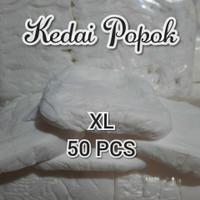 POPOK CELANA DEWASA TEBAL XL 50 PCS