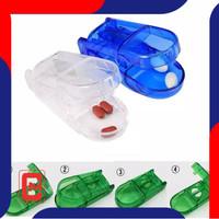 alat pemotong obat pill cutter tablet