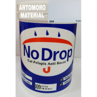 Cat Pelapis Anti Bocor No Drop 1KG (Putih 009)