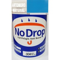 Cat Pelapis Anti Bocor No Drop 1KG (Biru 004)