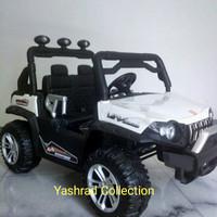 Mainan Mobil Aki Anak Jeep Unikid