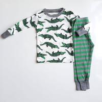 set baju piyama anak laki-laki impor original panjang