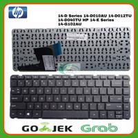 Keyboard Laptop HP Pavilion 14-D010AU 14-D012TU 14-040TU