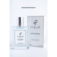 [ @farahparfumjkt ] 100ml Parfum Super Premium HIGH QUALITY
