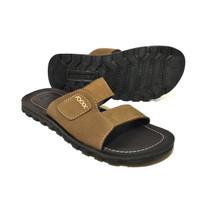 Sandal pria kulit asli termurah sandal kulit asli ban dua